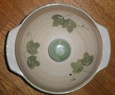 Mulberry Home Collection Genmert Covered Casserole Dish Bowl Pottery Ironstone