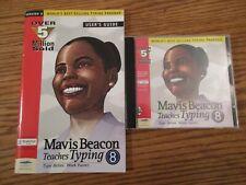 Mavis Beacon Teaches Typing CD/User Guide
