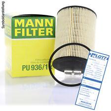 MANN-FILTER Kraftstofffilter Spritfilter Kraftstoffilter P 54 X