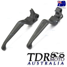 For Harley Davison Softail 2011 2012 2013 2014 - Black Brake Clutch Levers