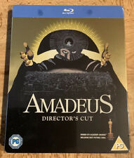 Amadeus (Blu Ray) Steelbook Directors Cut Zavvi Limited Edition to 1000