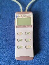 ⚡AZ 82100 Digital Manometer Differential Air Pressure Meter Gauge Tester 0-100 ⚡