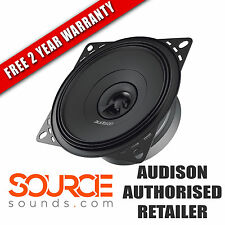 "Audison Prima APX4 4"" Coaxial Mid Range Woofer Set - FREE TWO YEAR WARRANTY"