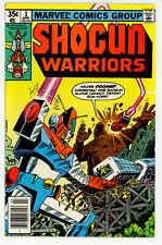 SHOGUN WARRIORS #3 (Marvel 1979) VF condition NO RES