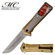 """Spring-Assisted Folding Knife 