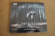Grubson - Kocert w mega Clubie DVD - POLISH RELEASE SEALED POLAND