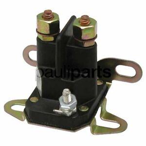 Wheel Horse Magnet-Schalter, 12V, Minus auf d. Montagefuß, Vergl.Nr.: 111674