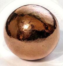 4 oz Unzen USA 999 Kupfer Kupferkugel Copper Sphere Feinkupfer Kupferbarren