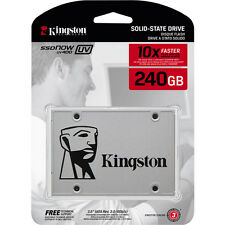 Kingston 240GB SUV400S37/240G SSDNow SATA III (SSD)  Internal Solid State Drive