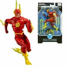 DC Multiverse Rebirth The Flash 7-Inch McFarlane Toys Action Figure *IN STOCK