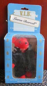 "Lauren Bearcall, V.I.B. North American Bear Co. Mini Bear Ornament 4.5"""