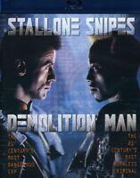 Demolition Man [New Blu-ray] Ac-3/Dolby Digital, Dolby, Digital Theater System