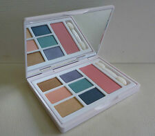 Elizabeth Arden Deluxe Compact, 6 Beautiful Color Eye Shadows + Blush, Brand New