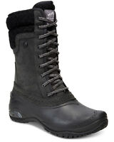The North Face Women's Shellista II Mid Cold-Weather Boots, Black