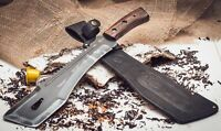 Russian Spetsnaz Style Survival and Hunting Machete - Authentic & Original