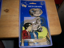 E.T. The Extra-Terrestrial Collector's Keychain.