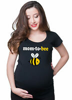 Future Mommy maternity Pregnancy T-shirt mom to bee pregnancy t-shirt