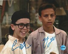 MARTY YEAH YEAH CHAUNCEY SQUINTS SIGNED 8X10 COMBO PHOTO MOVIE THE SANDLOT