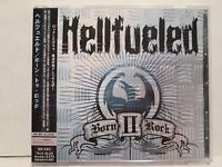 Hellfueled - Born II Rock 2005 Japan Edition Soundholic TKCS-85129 Rare OOP HTF