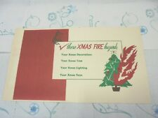 Firefighting Patent Poster Art Print Antique Fire Extinguisher Helmet   PAT229