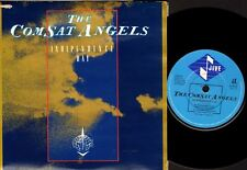 """THE COMSAT ANGELS independence day (double pack, uk 1984) 7"""" PS EX/VG+ JIVE 54"""