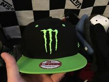 Monster Energy Hat Athlete Only Hat