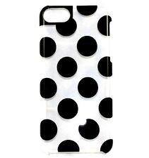 BRAND NEW Griffin Dots Case Apple iPhone 5c Transparent With Black Dots