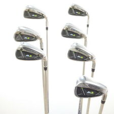 2017 TaylorMade M2 Iron Set 4-P Steel REAX 88 Regular Flex Right-Handed 45570G