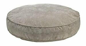 Bowsers Super Soft Round Bed Small Cappuccino Treats