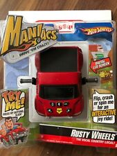 Hot Wheels Maniacs, Rusty Wheels TOY, Supplied by Gaming Squad