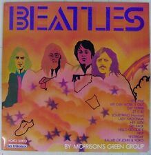 Interprètes Beatles 33 tours Morrison's Green Group