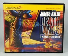 Deathlands: Twilight Children No. 21 by James Axler (1999, CDs, Unabridged)