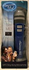 American Idol MP3 Sing Along Microphone