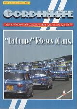 GORDINISTE 19 2006 RENAULT 8 MAJOR R8 MAJOR R8 GORDINI R8 GORDINI R12 125CV