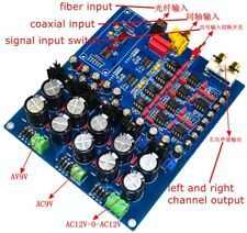 Assembled dual chip PCM1794 + AK4113 deluxe decoder HIFI DAC board 24BIT 192KHZ