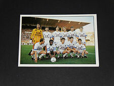 N°80 EQUIPE 1988-1989 OLYMPIQUE MARSEILLE OM FOOTBALL PANINI 1899-1999 100 ANS