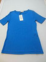 T-shirt Missoni sport turchese Made in Italy Taglia 42, M