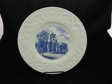 Wedgwood Duke University Collector Plate Washington Duke Building 1890-1911
