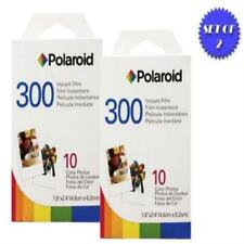 ✈ Pack Of 2 Polaroid Pif-300 Instant Film For 300 Series Cameras Dbroth Micro
