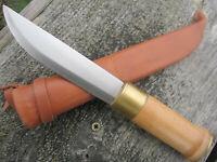 Finnenmesser 24cm Outdoor Messer Gürtelmesser Anglermesser Arbeitsmesser