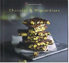 """Livre """"Chocolats et mignardises"""" Tupperware"""
