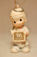 Precious Moments: Peace On Earth. Anyway - 183369 - Holiday Ornament
