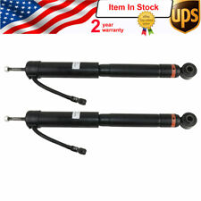2x Rear Air Shock Struts For Lexus GX470 03-09 Toyota Land Cruiser 01-07 4.7L V8