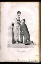J P MAYGRIER Midwifery Illustrated 1st HB 1833 CHILDBIRTH Pregnancy 60 plates