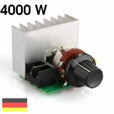 230V Drehzahlregler Leistungsregler Spannungsregler Temperaturregler Dimmer Poti