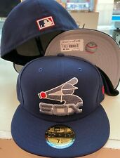New Era cap Chicago White Sox Squad Twist hat fitted 59fifty 5950 XXL Logo NAVY