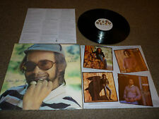 ELTON JOHN - ROCK OF THE WESTIES ALBUM LP VINYL RECORD 33rpm + INNER LYRIC SHEET