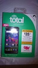Total Wireless ZTE Max Duo LTE Smart Phone Z963VL