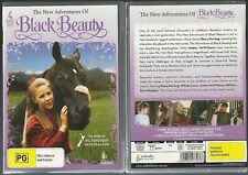 NEW ADVENTURES OF BLACK BEAUTY NEW 4 DVD SET FILMED IN PICTURESQUE NEW ZEALAND
