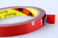3M  Automotive Acrylic Plus Double Sided Attachment Tape 1/3 inch Car Tape